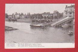 Lagny- Thorigny  -  Pont De Fer Détruit - Lagny Sur Marne