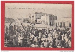 Oran  --  Fête Arabe Au Village Nègre --   Abimée - Oran