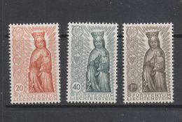 Yvert 291 / 293 ** Neuf Sans Charnière - Liechtenstein