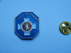 Armée Militaire , ULAC , UNION LOCALE DES ANCIENS COMBATTANTS DE GARONS , Gard , Pointe Recollée - Armee