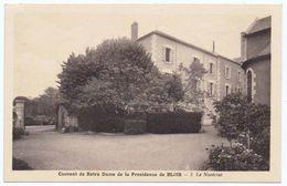 CPA - 41 - BLOIS - Couvent De Notre-Dame De La Providence - 3 Le Noviciat - 2 Scans - Blois