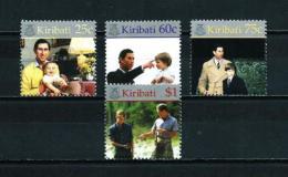 Kiribati  Nº Yvert  461/4  En Nuevo - Kiribati (1979-...)
