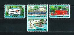 Kiribati  Nº Yvert  262/5  En Nuevo - Kiribati (1979-...)