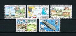 Kiribati  Nº Yvert  109/13  En Nuevo - Kiribati (1979-...)