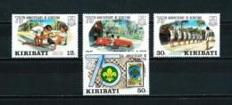 Kiribati  Nº Yvert  88/91  En Nuevo - Kiribati (1979-...)