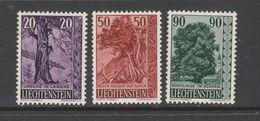 Yvert 339 / 341 ** Neuf Sans Charnière - Liechtenstein