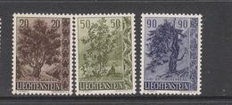 Yvert 333 / 335 ** Neuf Sans Charnière - Liechtenstein