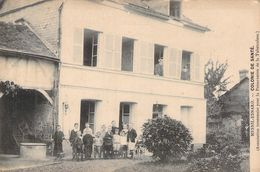 C P A 76] Seine Maritime Mesnil Esnard Colonie De Santé Sanatorium Tuberculose Carte Animée   Normandie - Frankreich