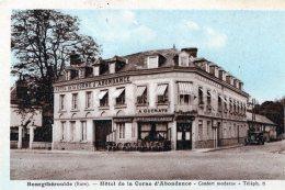 BOURGTHEROULDE HOTEL DE LA CORNE D'ABONDANCE TBE - Bourgtheroulde