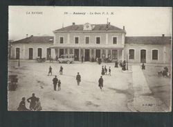 Haute Savoie. Annecy La Gare PLM - Annecy