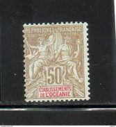 OCEANIE      NEUF Sans Charnière         N°   20  N**      1900   Signé (?) - Oceania (1892-1958)