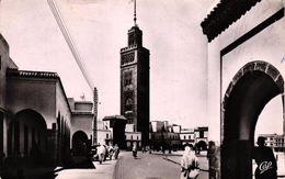 MAROC - CASABLANCA - LA MOSQUEE DU QUARTIER DES HABOUS - Casablanca