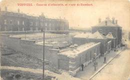 Verviers - Caserne D'Infanterie Et Route De Stembert - Verviers