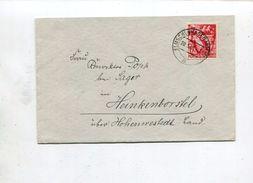 Deutsches Reich / 1938 / Bf. EF O Elmschenhagen (00450) - Covers & Documents