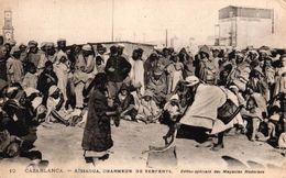 MAROC - CASABLANCA - AISSAOUA CHARMEUR DE SERPENTS - Casablanca