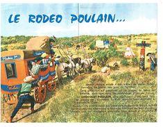 PUB LE RODEO POULAIN - Publicités
