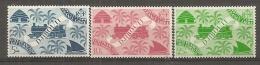 C  SOMALIS - Yv. N° 234 à 236  *  5c,10c,25c  Série Londres Cote  1 Euro BE 2 Scans - Côte Française Des Somalis (1894-1967)