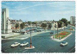 LYON (69) - Place D'Arsonval Et Hôpital Edouard Herriot   -   Cpsm Gf - Lyon