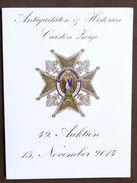 Catalogo Asta Antiquariato - Antiquitaten & Historica Carsten Auktion 49 - 2014 - Libri & Software