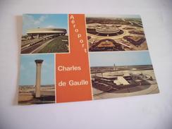 AEROPORT DE PARIS ROISSY CHARLES DE GAULLE .. - Aerodrome
