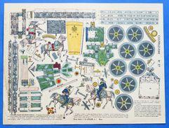 Gioco Vintage Costruzione N° 27 - Artigliere Italiano - De Castiglione 1930 Ca. - Giocattoli Antichi