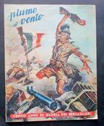 WWII Testimonianze - Piume Al Vento - Fascicolo Doppio Bersaglieri N° 11 - 1954 - Non Classificati