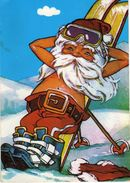 Christmas > Santa Claus.- Edition Bulgaria - Santa Claus