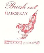 NL Front Firmacover Indola Cosmetics Nice Cut Meter, Bush Out Hairspray, Rijswijk 5/2/1975 - Scheikunde