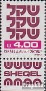 Israel 863y I Con Tab MNH 1981 Francobolli: Schekel - Israel
