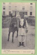 Type De Muletier Indien. Indian Muleteer Type. 2 Scans. Edition ELD - Guerra 1914-18