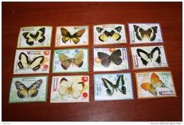 Butterflies  2006  Micronesia - Butterflies
