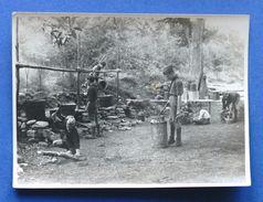 Fotografia D'epoca - Foto Boy Scout Liguria - Campo Di Altare (3) - 1924 - Foto