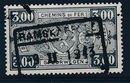 """BELGIE - TR 247 - Cachet  """"RAMSKAPELLE"""" - (ref. 17.333) - Ferrocarril"""
