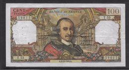 France 100 Francs Corneille - 3-12-1964 - Fayette N°65-5 - TB - 1962-1997 ''Francs''