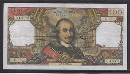 France 100 Francs Corneille - 3-9-1964 - Fayette N°65-3 - TB - 1962-1997 ''Francs''