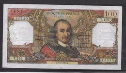 France 100 Francs Corneille - 2-12-1965 - Fayette N°65-10 - TTB - 1962-1997 ''Francs''