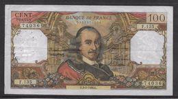 France 100 Francs Corneille - 3-2-1966 - Fayette N°65-11 - TB - 1962-1997 ''Francs''