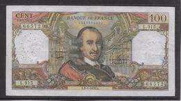 France 100 Francs Corneille - 2-1-1976 - Fayette N°65-51 - TB - 1962-1997 ''Francs''