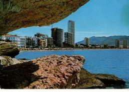 ESPAGNE---BENIDORM--plage De Levante--voir 2 Scans - Espagne