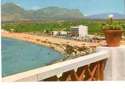 ESPAGNE---BENIDORM--panoramique De La Plage De Levante--voir 2 Scans - Espagne