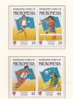 Micronesia 1988 Seoul Olympic Games - Souvenir Sheet  MNH/**  (H31-1) - Verano 1988: Seúl