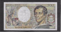 France 200 Francs Montesquieu - 1992 - Fayette N°70-12a - TB - 1962-1997 ''Francs''
