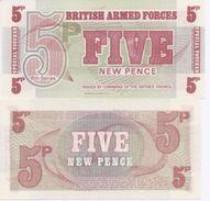 Gran Bretagna 5 New Pence (6th Series) UNC - [ 6] Conmemorativas