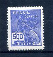 1928-41 BRASILE N.205 MNH ** - Brasile