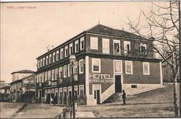 Portugal, Braga, Fafe - Hotel Fafense - Braga