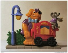 Plastikpuzzle, 1996, Serie Life In Mainhatten - Maxi (Kinder-)
