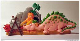 Plastikpuzzle, 1997, Serie Neue Geschichten Aus Der Urzeit - Maxi (Kinder-)