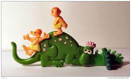 Plastikpuzzle, 1995, Serie Alltagsszenen Aus Der Urzeit - Maxi (Kinder-)