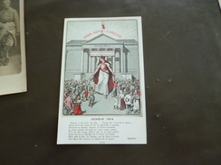 CPA Suisse Genève Inter Arma Caritas 1914 Croix Rouge - GE Ginevra