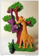 Plastikpuzzle, 1995, Serie Faszinierendes Afrika - Maxi (Kinder-)